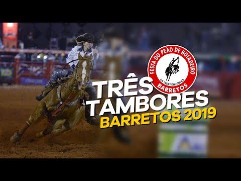 FINAL TRÊS TAMBORES 2019 - Festa do Peão de Barretos #AMAIOR