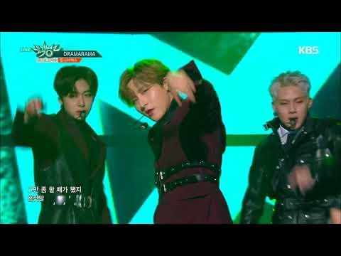 뮤직뱅크 Music Bank - DRAMARAMA - 몬스타엑스 (DRAMARAMA - MONSTA X).20180105