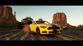 The Crew Wild Run - Megjelenés Trailer