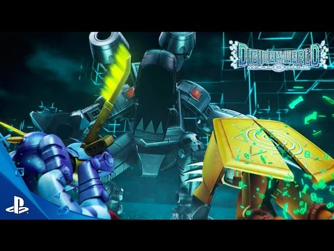 Digimon World: Next Order Video Screenshot 2