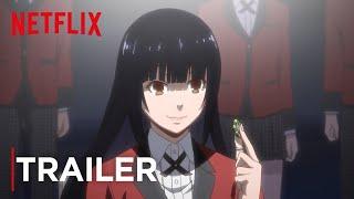Kakegurui | Trailer [HD] | Netflix