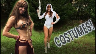 Farm Girl as 51 year old STORMTROOPER?! More Halloween costumes??!!!