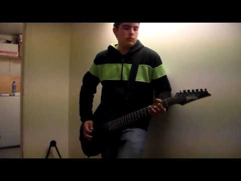 Crutch-Theory of a Deadman guitar cover (Rhythm Guitar)