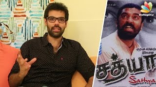 Thankful to Kamal for giving hit movie title: Sathyaraj so..