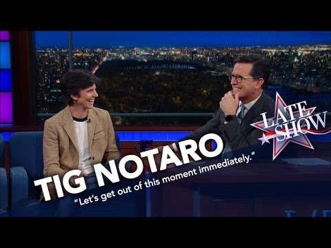 Tig Notaro Has No Fear Of Awkward Moments