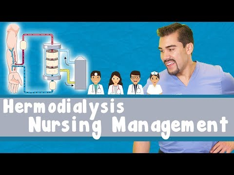 Hemo dialysis part 4 labs h h cautions nursing students