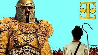 David and Goliath | Rare Accurate Version | Best KJV Bible Movie
