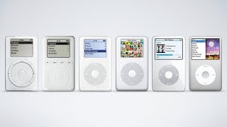 History of the iPod Classic