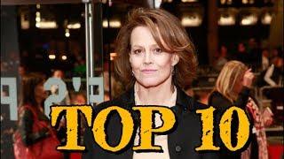 TOP 10 SIGOURNEY WEAVER FILMS