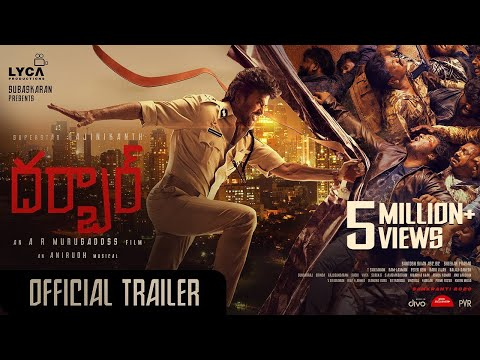 DARBAR--Telugu--Official-Trailer