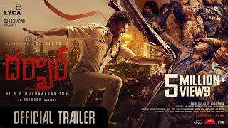 DARBAR (Telugu) Official Trailer