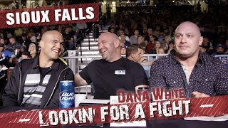 Dana White: Lookin' for a Fight – Sioux Falls