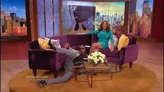 Wendy Williams - Shoe Cam compilation