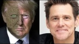 JIM CAREY REVELA QUE TRUMP É UM REPTILIANO ILLUMINATI!