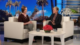 Ellen Meets Powerball Winner and Single Mom Lerynne West