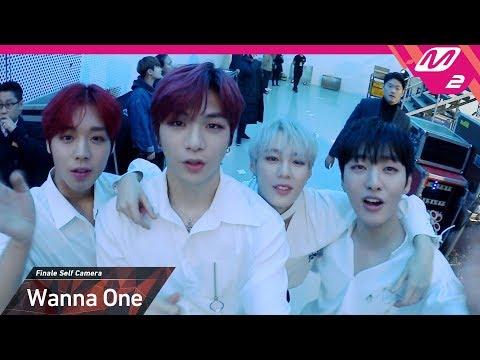 [2018MAMA x M2] 워너원(Wanna One) Ending Finale Self Camera in KOREA