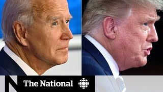 Duelling town halls replace 2nd Trump-Biden debate