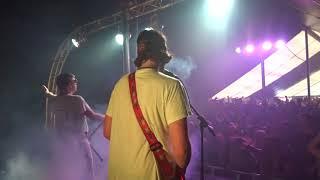 """Kazabian """"Fire"""" live @ Fake Festival 2018 Gloucester Park UK"""