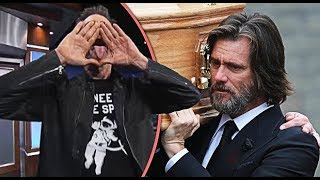 /what jim carrey did on stage was the price he had to pay must see 2018 2019