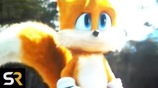 Why You Didn't See The Other Sonic Characters In Sonic The Movie