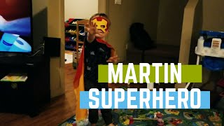 Daily Vlog #17/ Martin Joins the Avengers