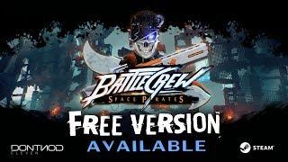 BATTLECREW Space Pirates - Launch Trailer