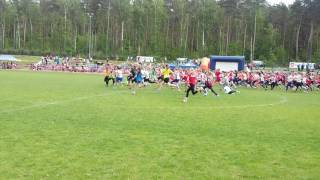 Wojewódzkie Igrzyska Młodzieży Szkolnej w Biegach Przełajowych