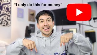 if youtubers were honest