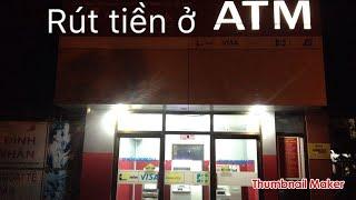 Agribank: Rút tiền| chuyển khoản ở ATM