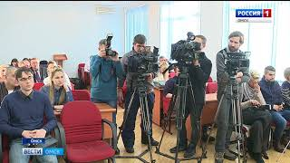 В Омске начал работу штаб общественной поддержки Владимира Путина