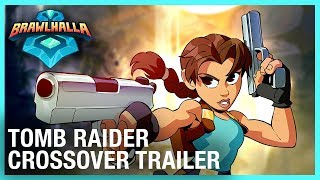 Tomb Raider Crossover Reveal Trailer preview image