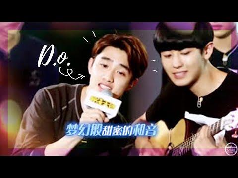 엑소 디오(도경수) 음색깡패 모음(부제 : 영어발음ㄷㄷ) / EXO D.O.(Do Kyung Su) Singing Voice Collage