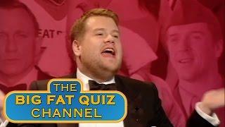 The Best of James Corden - Big Fat Quiz