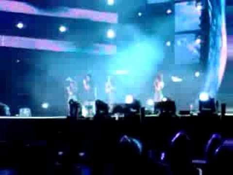 CSJH the Grace - Dancer in the Rain @ SM Concert 08