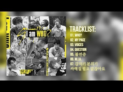 [Full Album]  Stray Kids (스트레이 키즈) – I am WHO