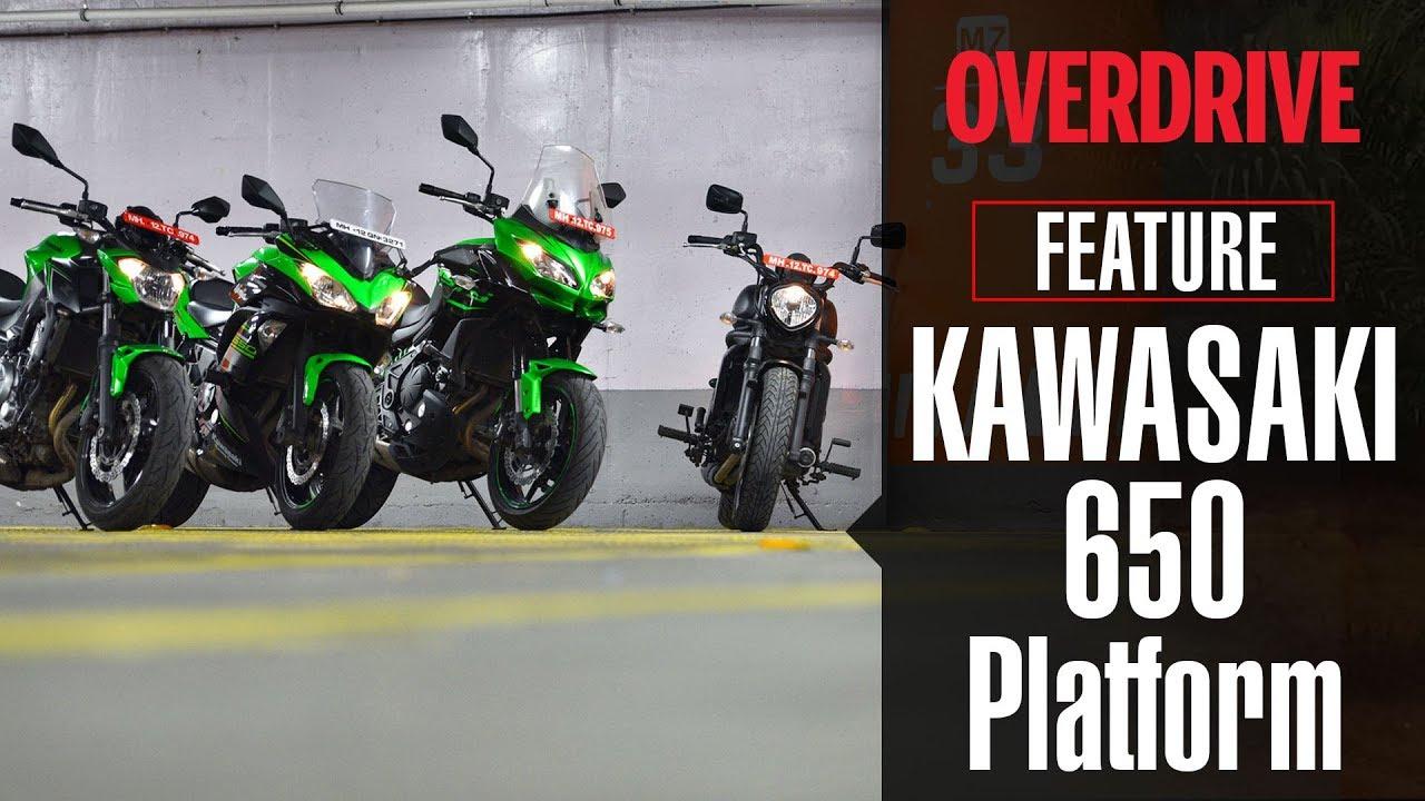 Kawasaki 650 Platform   OVERDRIVE