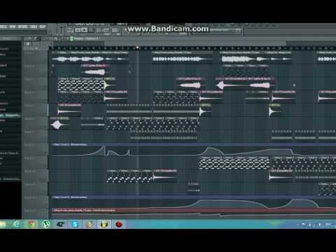 Алисия - Поцелуй меня (DJ LEX Electro Remix 2013) FL STUDIO PROJECT