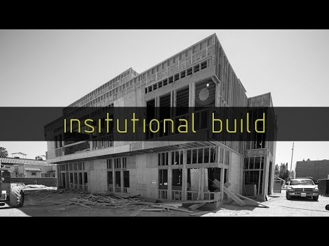 Alloi Architecture + Construction   Institutional HOC Timelapse
