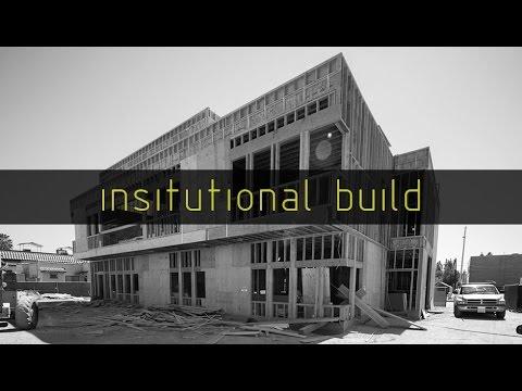 Alloi Architecture + Construction   Institutional HOC Timelapse