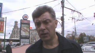 Немцов - о политическом убийстве