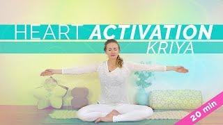 Kundalini Yoga for your 3rd and 4th Chakra | Kriya for Heart Chakra | Crystal Clear Mind