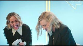 This or That- Sarah Paulson, Cate Blanchett