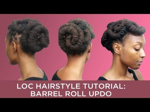 Creative Loc Styling Without Pins Videomoviles Com