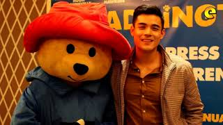 Xian Lim Lends Voice For The Second Time To Paddington 2