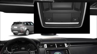 How to - Land Rover (2015) - General Information: Making an SOS Emergency call