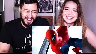 MARVEL'S SPIDER-MAN - SDCC 2018 STORY TRAILER | Reaction!