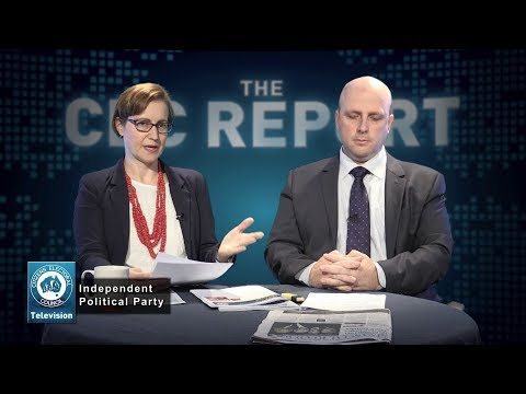 25 May 2018 - The CEC Report - Glass-Steagall Battle in Canberra / Libya model threat to North Korea