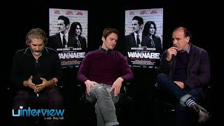 Nick Sandow, Michael Imperioli, Vincent Piazza On 'The Wannabe'