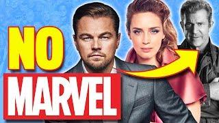 10 Actors Who Said No To Marvel