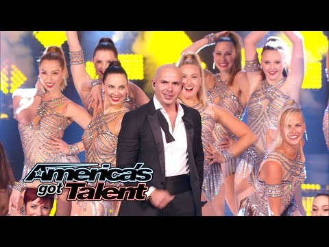 Pitbull: Mr. Worldwide Sings